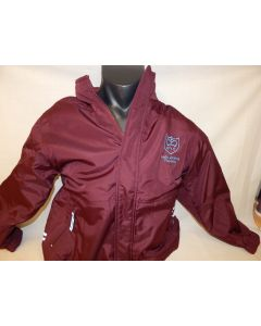 Lady Joanna Thornhill (Endowed) Primary School Reversible Jacket