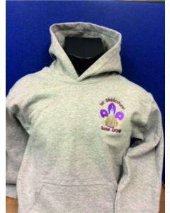 Hooded sweatshirt (child)