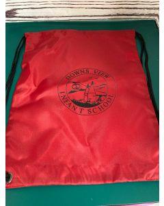 Downs View Infant School PE Bag