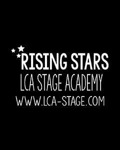 Rising Stars Zipped Hoodie
